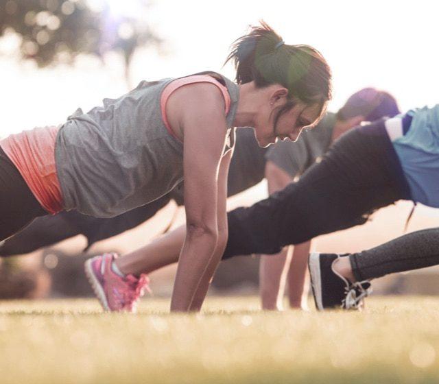 Sport im Park Düsseldorf Fitness