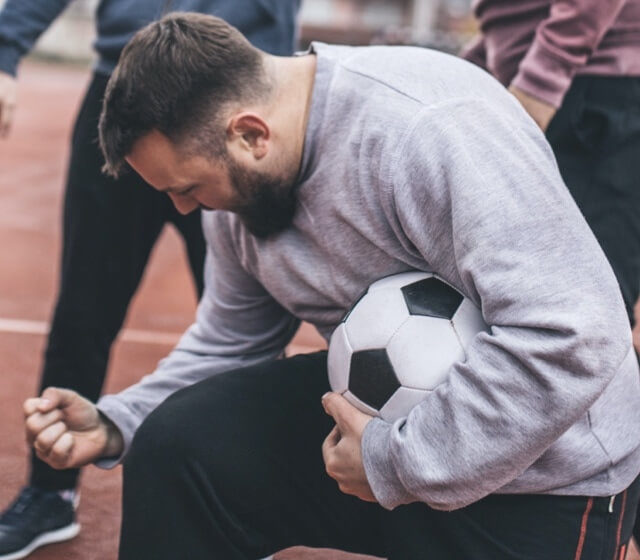 Fußballplatz mieten